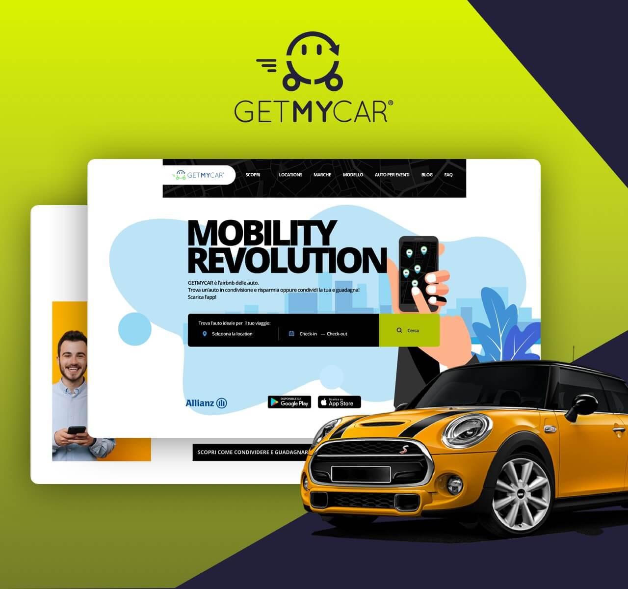 GerMyCar - Platform 4 car sharing - Carpediem srl