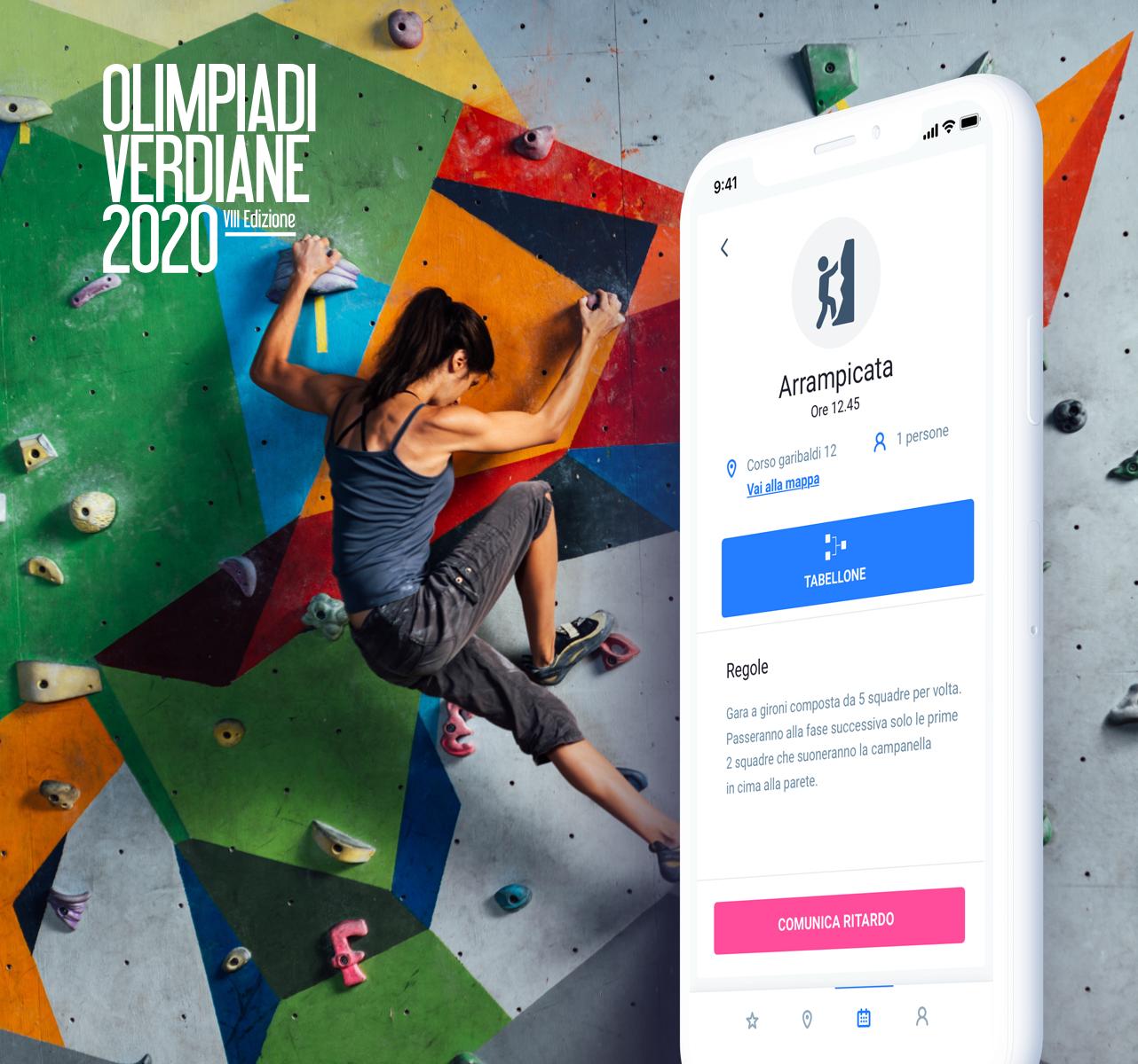 Olimpiadi verdiane- PlaOlimpiadi verdiane- Platform by Carpediem srltform by Carpediem srl