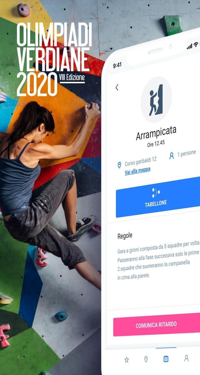 Olimpiadi verdiane- Platform by Carpediem srl