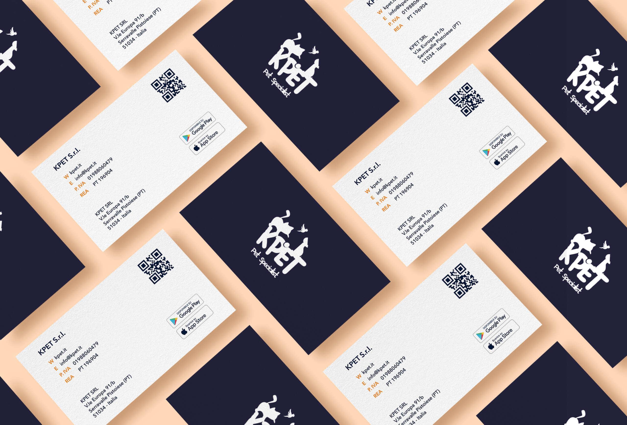Kpet - Business card - Carpediem srl