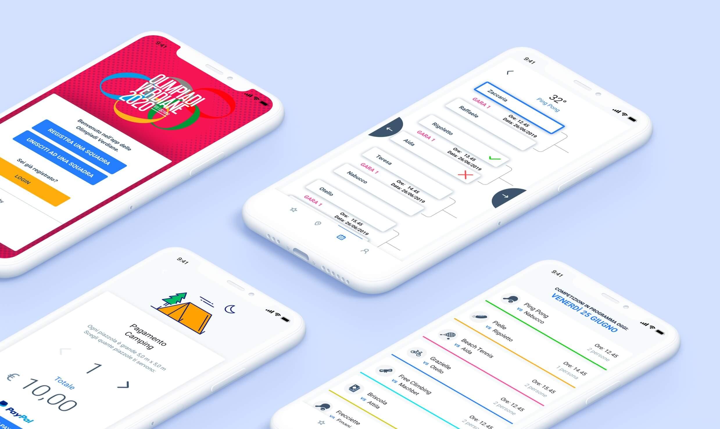 Olimpiadi Verdiane app - Carpediem srl